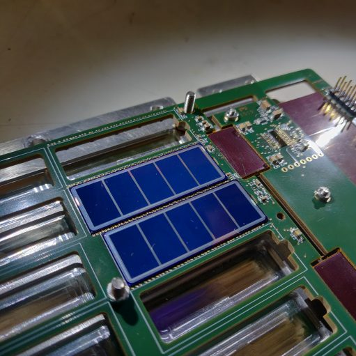 HERMES Payload Front-End breadboard passes cross-talk test