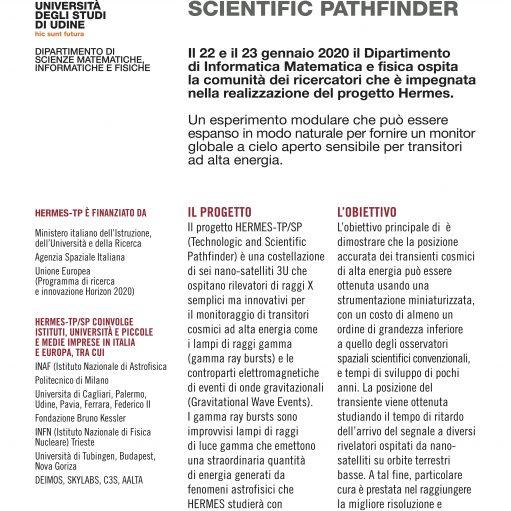 Progetto Hermes: i ricercatori s'incontrano all'università di Udine